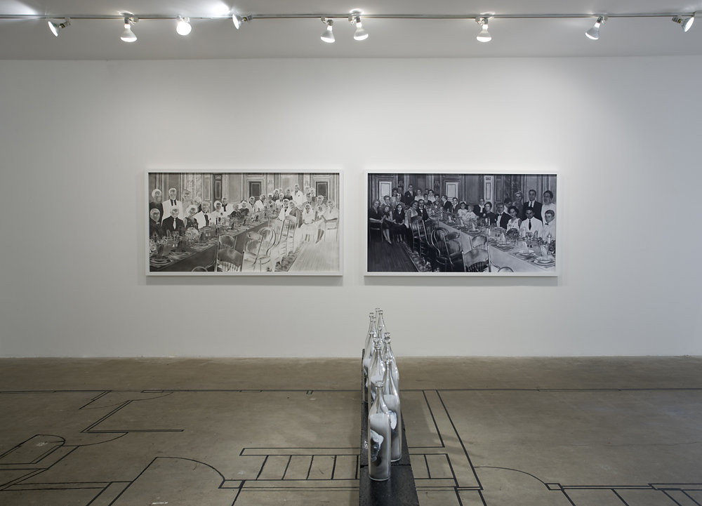 NEGATIVE SEA WALL INSTALLATION VIEW V