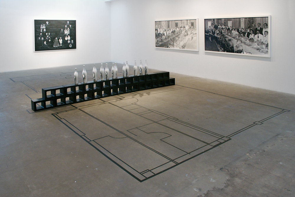 NEGATIVE SEA WALL INSTALLATION VIEW IV