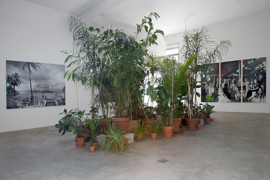 ONCE REMOVED INSTALLATION VIEW III