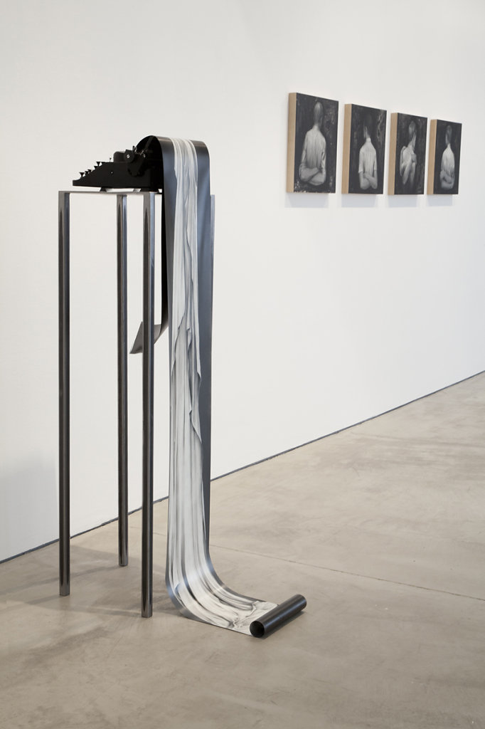 INSTALLATION VIEW of SCROLL